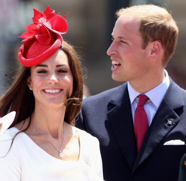 かえでの葉「The Duke And Duchess Of Cambridge Canadian Tour - Day 2」:写真・画像(6)[壁紙.com]