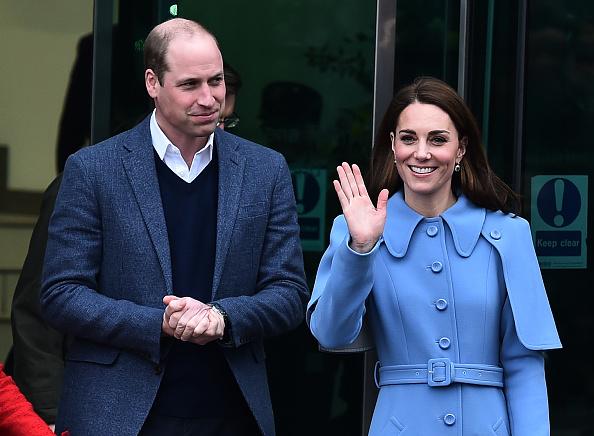 Duke of Cambridge「Duke And Duchess Of Cambridge Visit Northern Ireland - Day Two」:写真・画像(6)[壁紙.com]