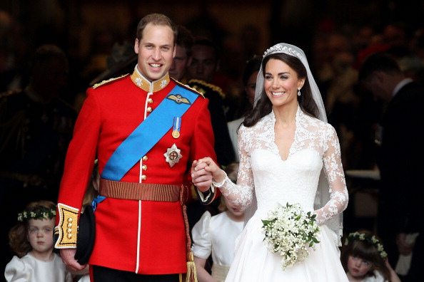 Duke of Cambridge「Royal Wedding - Carriage Procession To Buckingham Palace And Departures」:写真・画像(1)[壁紙.com]