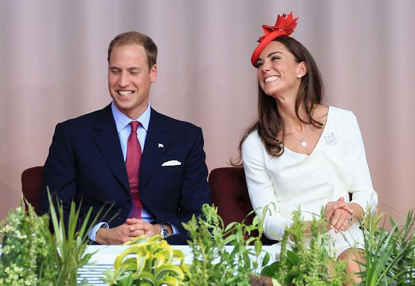 かえでの葉「The Duke And Duchess Of Cambridge Canadian Tour - Day 2」:写真・画像(7)[壁紙.com]