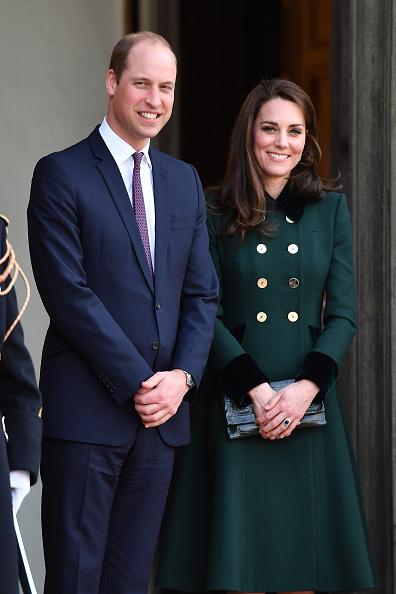 Duke of Cambridge「The Duke And Duchess Of Cambridge Visit Paris: Day One」:写真・画像(10)[壁紙.com]