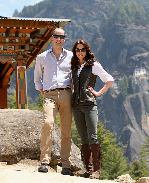 Boot「The Duke and Duchess Of Cambridge Visit India and Bhutan - Day 6」:写真・画像(1)[壁紙.com]