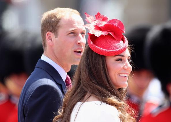 かえでの葉「The Duke And Duchess Of Cambridge Canadian Tour - Day 2」:写真・画像(16)[壁紙.com]