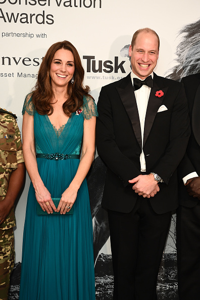 Environmental Conservation「The Duke And Duchess Of Cambridge Attend The Tusk Conservation Awards」:写真・画像(17)[壁紙.com]