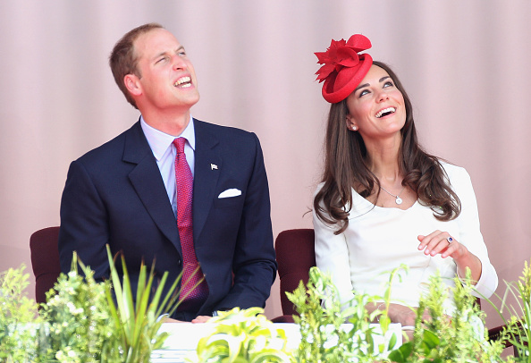 かえでの葉「The Duke And Duchess Of Cambridge Canadian Tour - Day 2」:写真・画像(14)[壁紙.com]