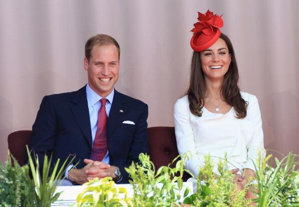 かえでの葉「The Duke And Duchess Of Cambridge Canadian Tour - Day 2」:写真・画像(8)[壁紙.com]