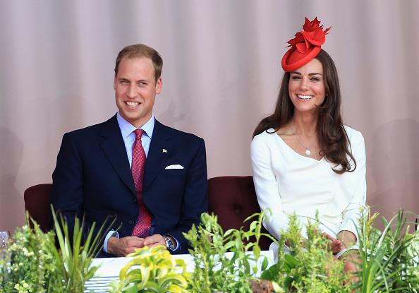 かえでの葉「The Duke And Duchess Of Cambridge Canadian Tour - Day 2」:写真・画像(9)[壁紙.com]
