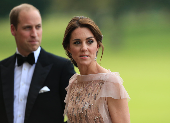King's Lynn「The Duke And Duchess Of Cambridge Attend Gala Dinner To Support East Anglia's Children's Hospices' Nook Appeal」:写真・画像(15)[壁紙.com]