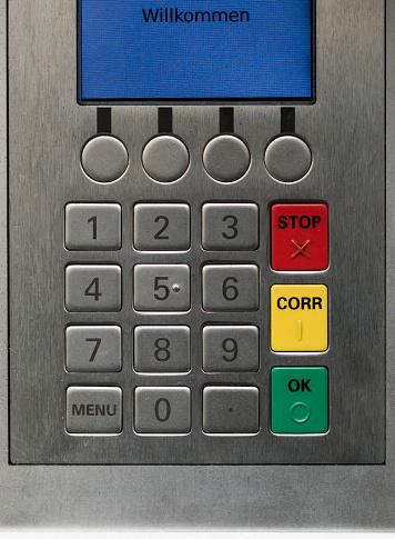 Point Of Sale「ATM display and keypad」:スマホ壁紙(15)