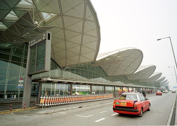 Architecture「Hong Kong's Chek Lap Kok Airport」:写真・画像(14)[壁紙.com]
