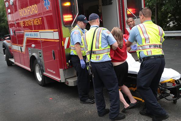 Drug Overdose「Rockford, Illinois Police And EMT Battle Opioid Epidemic」:写真・画像(1)[壁紙.com]