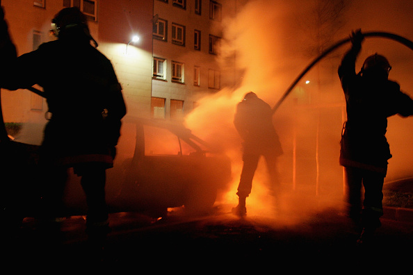 Inferno「Riots Continue For Seventh Night In Parisian Suburbs」:写真・画像(3)[壁紙.com]