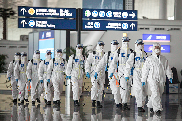 Wuhan「Wuhan Tianhe Airport To Resume Domestic Passenger Flights On April 8th」:写真・画像(13)[壁紙.com]