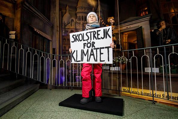 Climate Activist「Panoptikum Presents Greta Thunberg Wax Figure」:写真・画像(16)[壁紙.com]