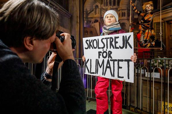 Climate Activist「Panoptikum Presents Greta Thunberg Wax Figure」:写真・画像(15)[壁紙.com]