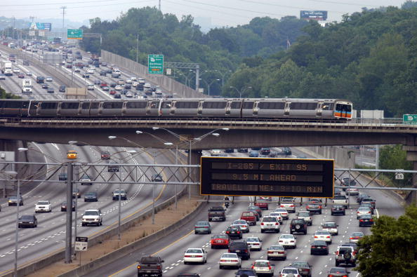 Traffic「Atlanta Losing Traffic Gridlock Battle, Study Reports」:写真・画像(19)[壁紙.com]
