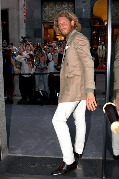 Clothing Store「Tom Ford Boutique Opening - MFW Menswear Spring/Summer 2009」:写真・画像(7)[壁紙.com]