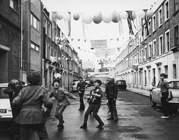 Street「FA Cup Fever」:写真・画像(17)[壁紙.com]