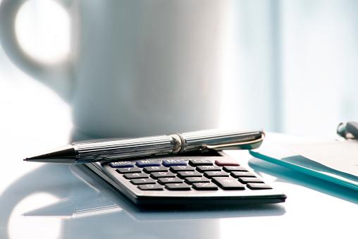Pen「calculator coffee pen」:スマホ壁紙(12)