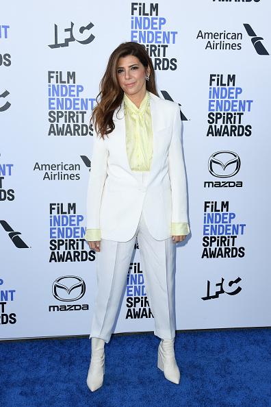Blouse「2020 Film Independent Spirit Awards  - Arrivals」:写真・画像(10)[壁紙.com]