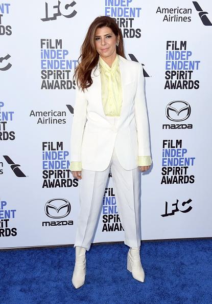 Blouse「2020 Film Independent Spirit Awards  - Arrivals」:写真・画像(11)[壁紙.com]