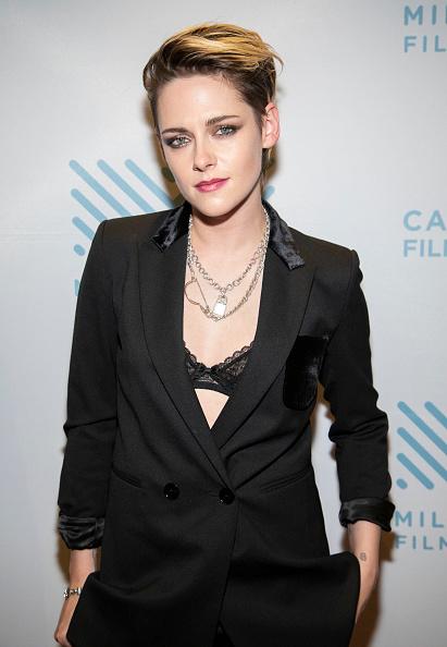 """Necklace「42nd Mill Valley Film Festival - Spotlight On Kristen Stewart For """"Seberg""""」:写真・画像(6)[壁紙.com]"""