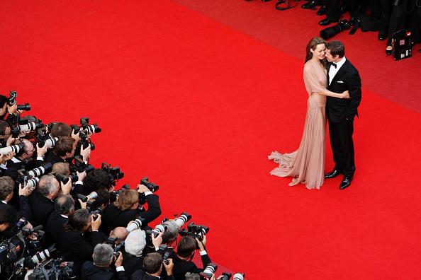 アンジェリーナ・ジョリー「Inglourious Basterds Premiere - 2009 Cannes Film Festival」:写真・画像(7)[壁紙.com]