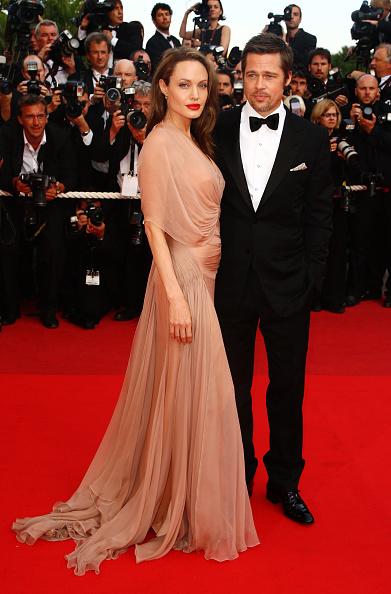 アンジェリーナ・ジョリー「Inglourious Basterds Premiere - 2009 Cannes Film Festival」:写真・画像(13)[壁紙.com]