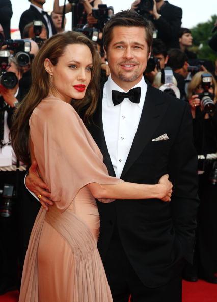 アンジェリーナ・ジョリー「Inglourious Basterds Premiere - 2009 Cannes Film Festival」:写真・画像(12)[壁紙.com]