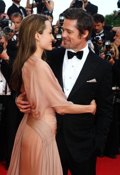 アンジェリーナ・ジョリー「Inglourious Basterds Premiere - 2009 Cannes Film Festival」:写真・画像(9)[壁紙.com]