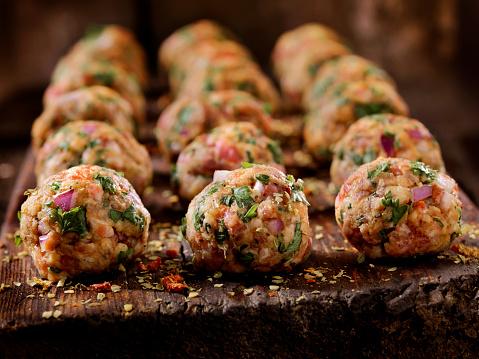 Fennel「100% Lamb -Greek Meatballs」:スマホ壁紙(4)