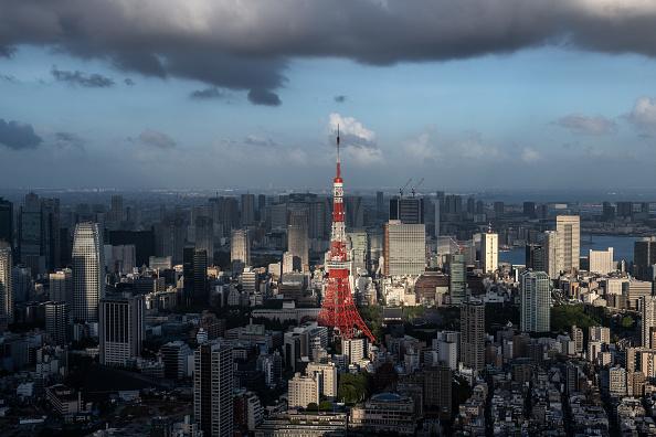 Tokyo Tower「Daily Life In Tokyo」:写真・画像(12)[壁紙.com]