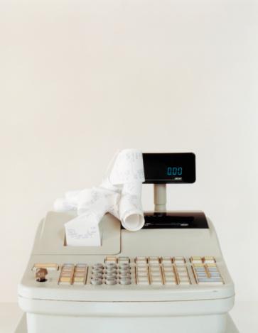 Zero「Cash Register and Receipts」:スマホ壁紙(5)