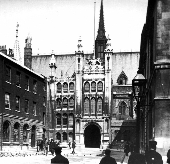 Government Building「The Guildhall」:写真・画像(19)[壁紙.com]