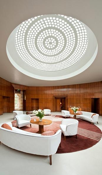 Rug「Entrance hall of Eltham Palace, Greenwich, London, 2010」:写真・画像(2)[壁紙.com]