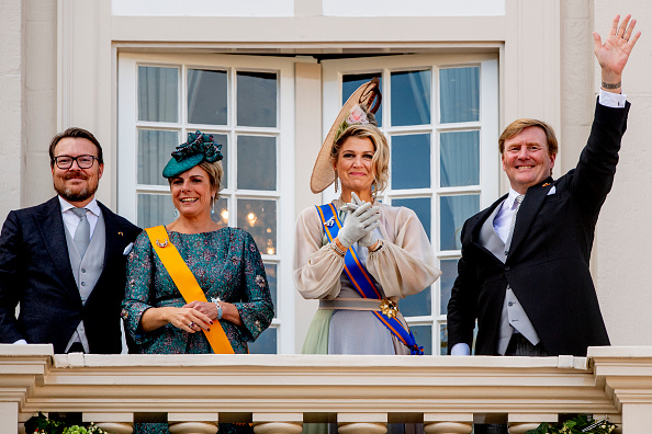 Dutch Royalty「Dutch Royal family Attends The Parliamental Year Prinsjesdag Opening In The Hague」:写真・画像(9)[壁紙.com]