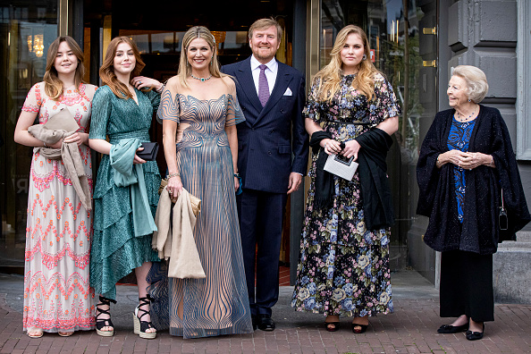 Netherlands「Queen Maxima Of The Netherlands Celebrates Her 50th Anniversary」:写真・画像(6)[壁紙.com]