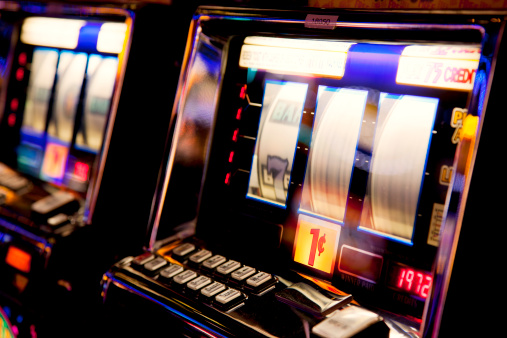 Spinning「Slot machine」:スマホ壁紙(18)