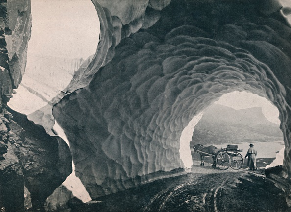 Mammal「Tunnel Through Snow」:写真・画像(14)[壁紙.com]