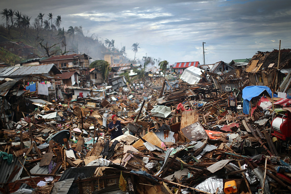 Accidents and Disasters「Humanitarian Efforts Continue Following Devastating Super Typhoon」:写真・画像(13)[壁紙.com]