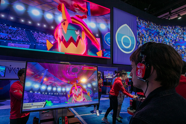 Event「Annual E3 Event In Los Angeles Showcases Video Game Industry's Latest Products」:写真・画像(3)[壁紙.com]