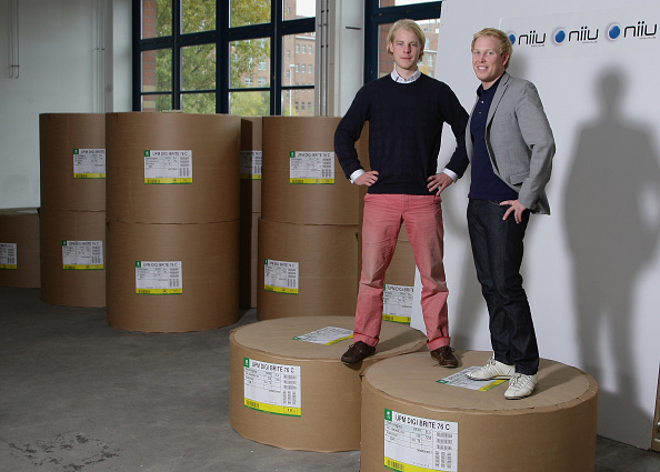New Business「German 'Niiu' Is Europe's First Personalised Paper」:写真・画像(8)[壁紙.com]