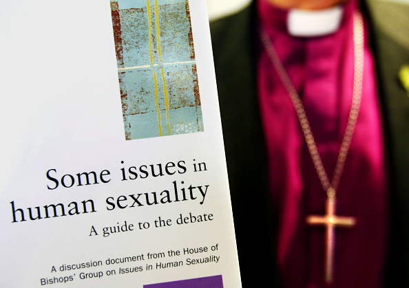 Priest「Church Of England Releases Document On Human Sexuality」:写真・画像(12)[壁紙.com]