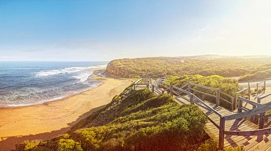 Boardwalk「Australian beach」:スマホ壁紙(8)