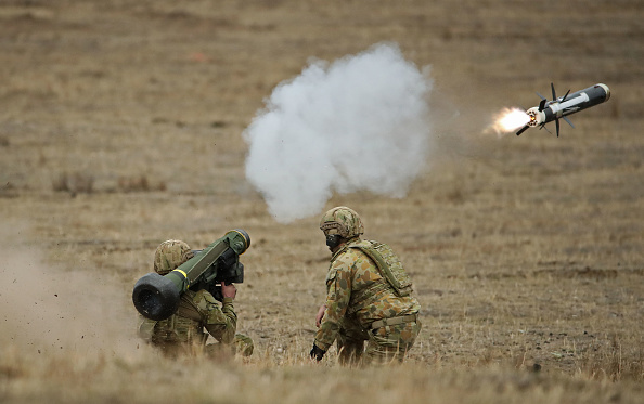 Weapon「Australian Army Demonstrates Firepower In  Exercise Chong Ju」:写真・画像(11)[壁紙.com]