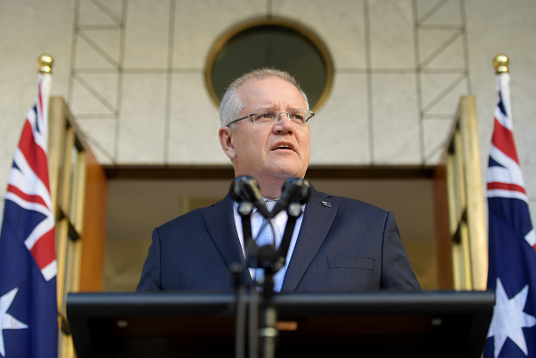 Politics「Prime Minister Scott Morrison Announces New Cabinet」:写真・画像(9)[壁紙.com]