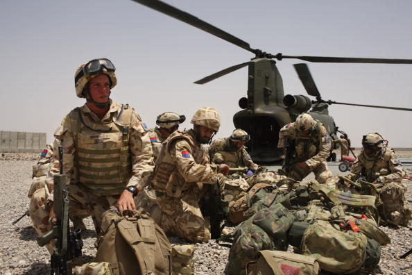British Military「7th Parachute Regiment Royal Horse Artillery conduct operations in Afghanistan」:写真・画像(15)[壁紙.com]