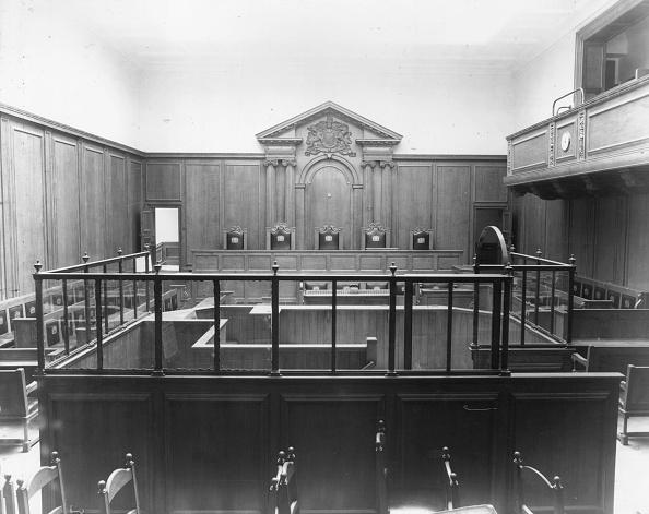 Bench「Judge's Bench」:写真・画像(9)[壁紙.com]