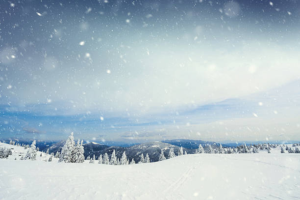 Snow Storm:スマホ壁紙(壁紙.com)