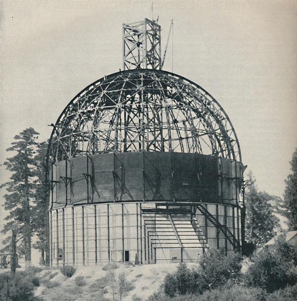 Architectural Feature「Skeleton Dome To House An Astronomical Mammoth」:写真・画像(18)[壁紙.com]